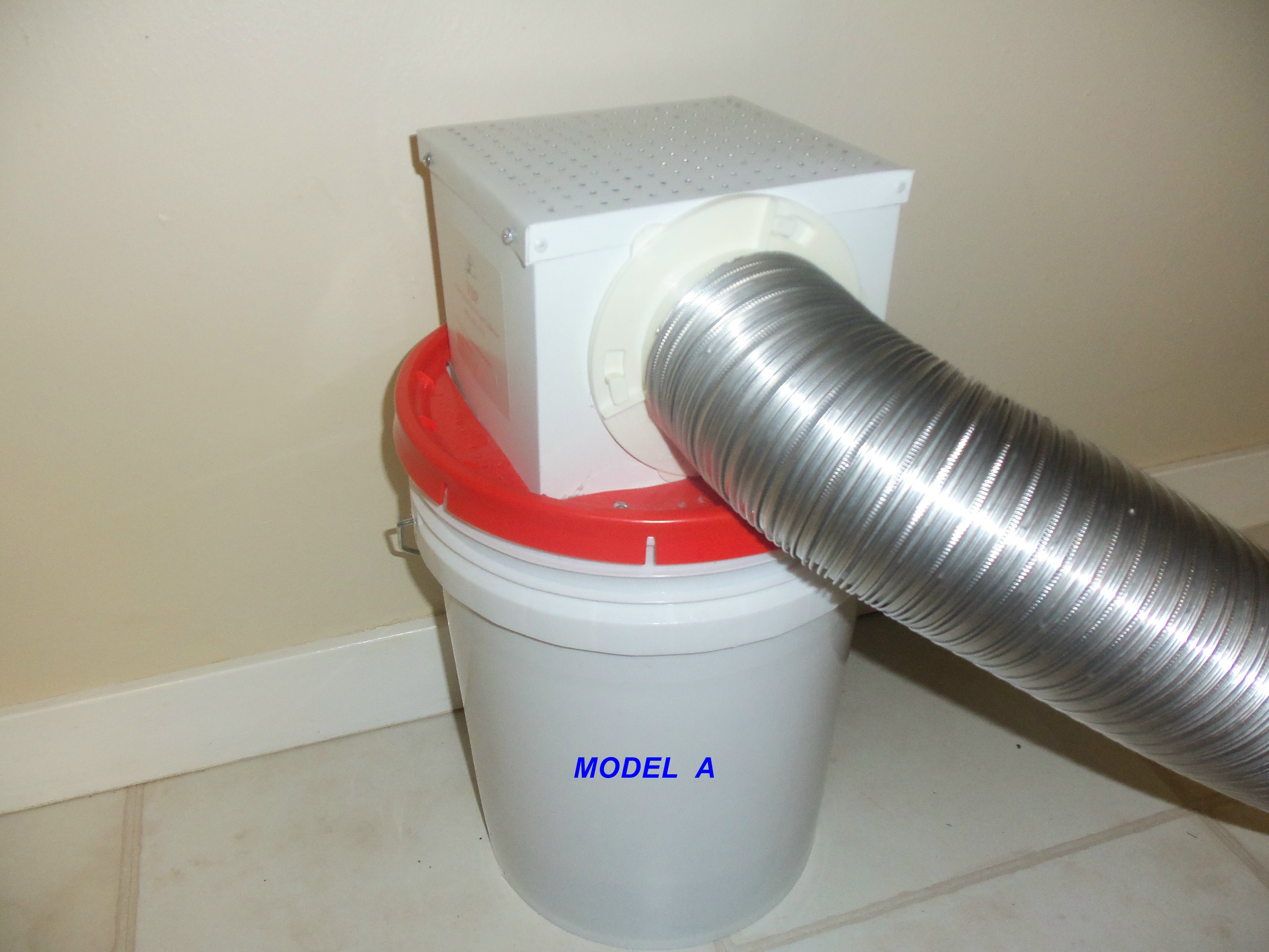 Dryer Vent That Can Be Used Inside A Home